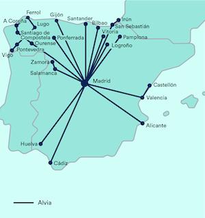 trenes galicia